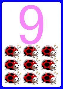 number-nine-poster