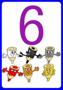 number-six-poster