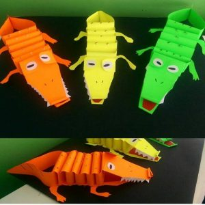 paper-crocodile-craft-idea-2