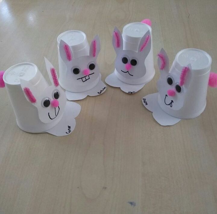 Easter Activities For Kindergarten Funny Crafts