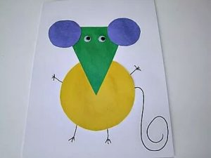 paper-mouse-craft