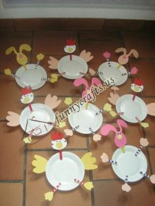 paper-plate-chicken-crafts