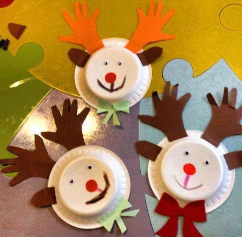 Kid 39 s paper plate project ideas
