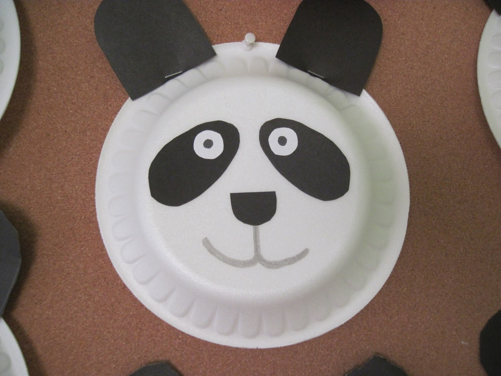 panda crafts for preschoolers paper plate panda craft ideas 4 171 preschool and homeschool 496