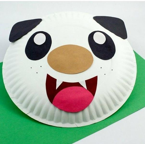 panda crafts for preschoolers paper plate panda craft 171 preschool and homeschool 496