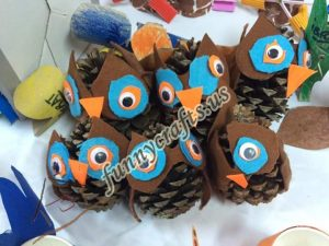 pine-cone-owl-craft