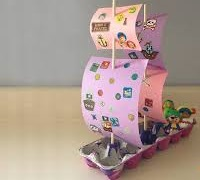 pirate ship craft ideas pirate ship craft ideas 1 171 funnycrafts 5208