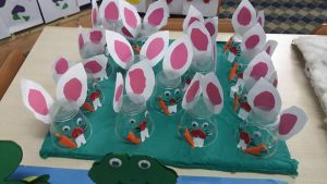 plastic-cup-bunny-craft