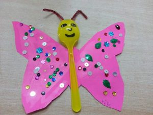 plastic-spoon-butterfly-craft