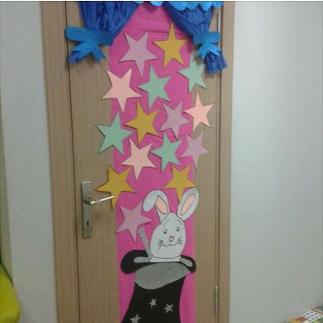 Door Decoration Ideas For Preschoolers Preschool Decorations 3