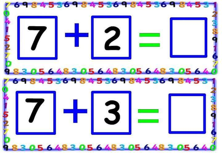 Photo of Addition and subtraction worksheets for kids
