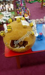 reycled-bee-craft-idea