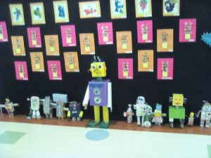robot-bulletin-board-idea-2