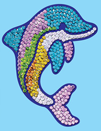 sequin-magic-dolphin-craft