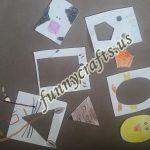 Shapes activity for toddlers