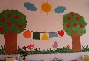 shapes-bulletin-board-ideas-classroom-decorations-for-kindergarten-4