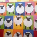Sheep and cow craft ideas