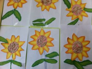 sunflower-craft