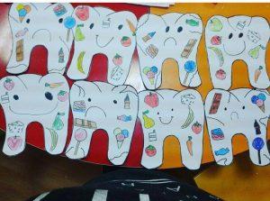teeth-bulletin-board-idea-1