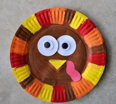 Turkey Craft Idea For Kids Thanksgiving Ideas 1