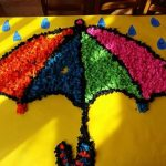 Fall craft idea for preschoolers