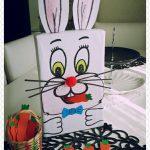 Bunny craft idea for kids