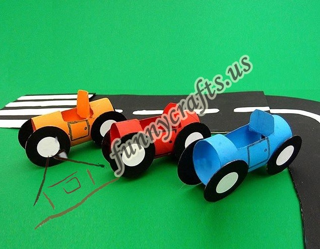 Transportation Crafts For Preschoolers Funny Crafts