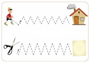 tracing-zig-zag-lines-7