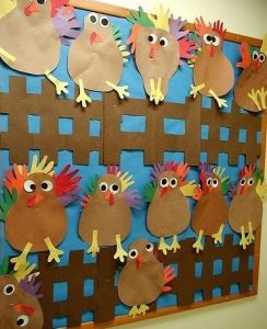 turkey-bulletin-board
