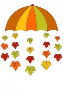 umbrella-autumn-crafts-for-kids-2
