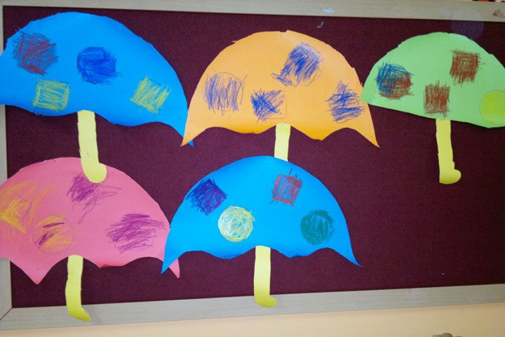 Umbrella Template To Print 2 171 Preschool And Homeschool