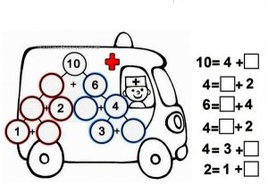 vehicles-addition-worksheet-3