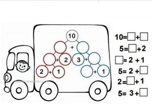 vehicles-addition-worksheet-5