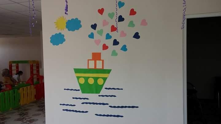 Christmas Classroom Decoration Ideas Preschool ~ Wall decorations for preschool « and homeschool