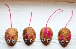 walnut-shell-mouse-crafts-2