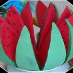 Fruit and vegetable craft ideas