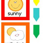 Weather free printables