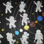 Astronaut crafts for preschoolers