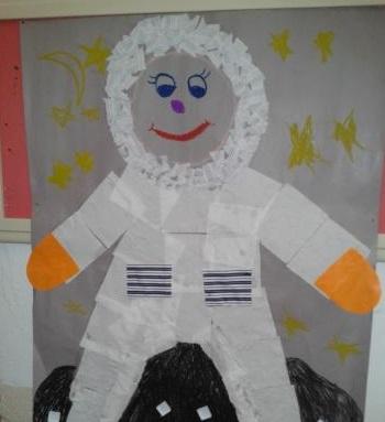 Astronaut Theme First School Preschool Activities And