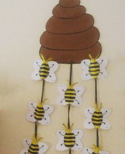 bee-and-hive-craft