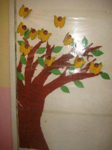 butterfly-door-decoration