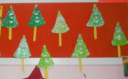 tree bulletin board idea 1 171 funnycrafts