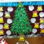 Christmas tree craft and art ideas