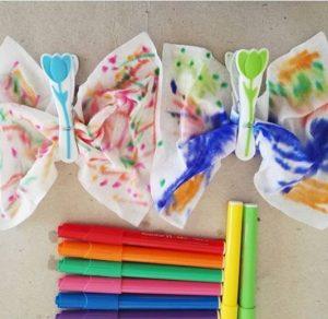 clothespin-butterfly-art-idea