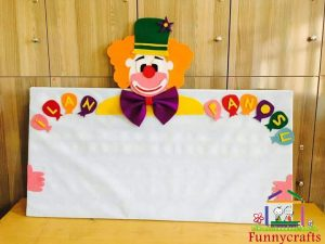 clown-bulletin-board-idea