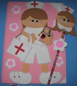 community-helpers-nurse-theme