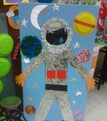 astronaut vest crafts - photo #23