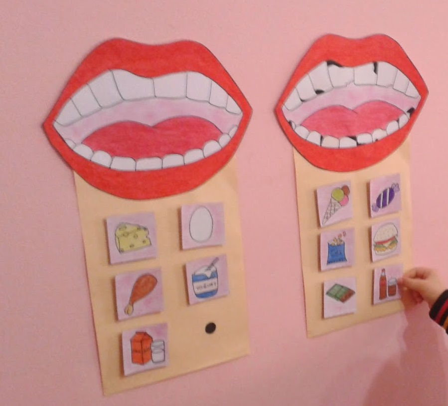 Dental Health Craft Ideas