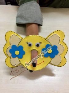 elephant-finger-puppet-craft