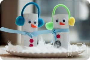 free-winter-and-christmas-craft-projects-with-snowman-motifs